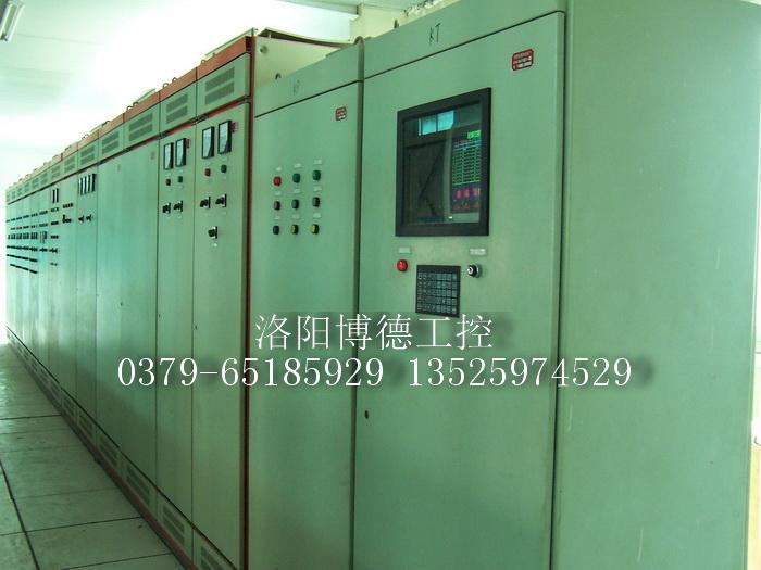 浮法玻璃生产线冷端控制室1