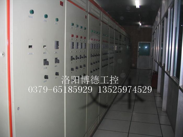 浮法玻璃生产线冷端控制室2