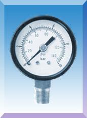 普通压力表型号,规格,量程,精度,安装螺纹