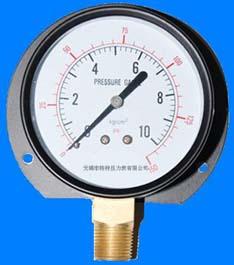 径向带边压力∞表型号,规格,量程,精度,安装螺纹