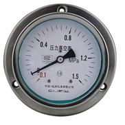 压力真空表型号,规格,量程,精度,安装螺纹