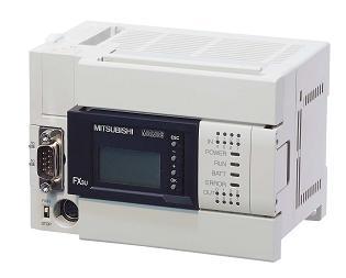 三菱PLC-FX3U-16MR/ES-A