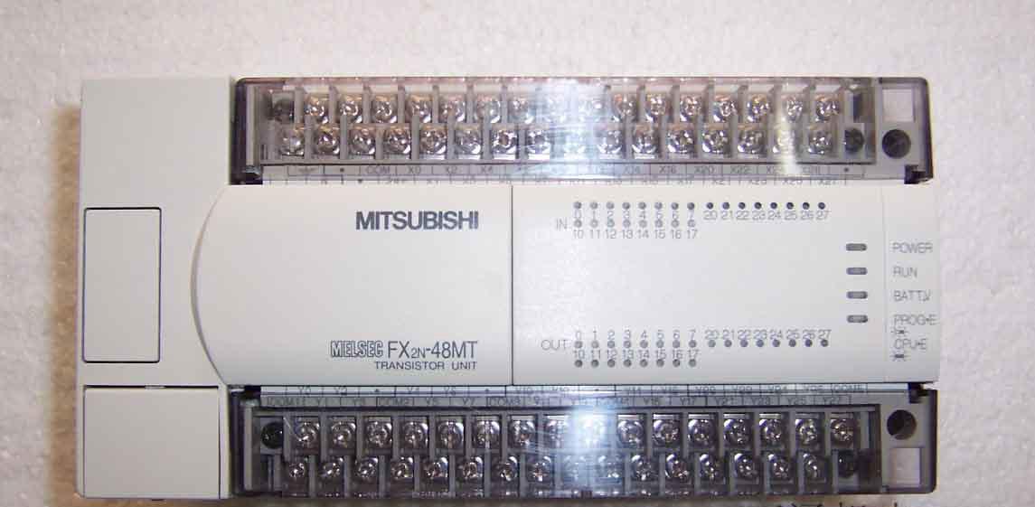 三菱PLC-FX2N-48MT-001