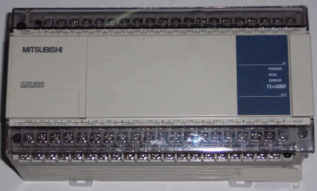 国产三菱PLC-FX1N-60MR-001