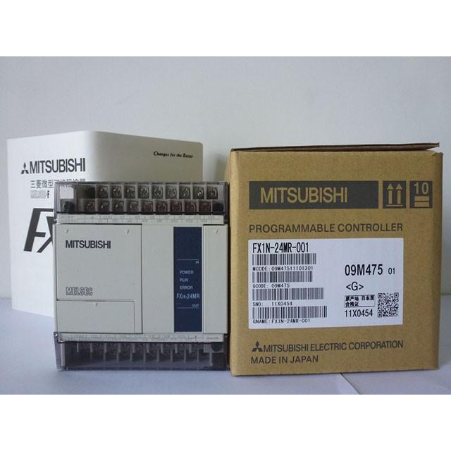 国产三菱PLC-FX1N-24MT-001