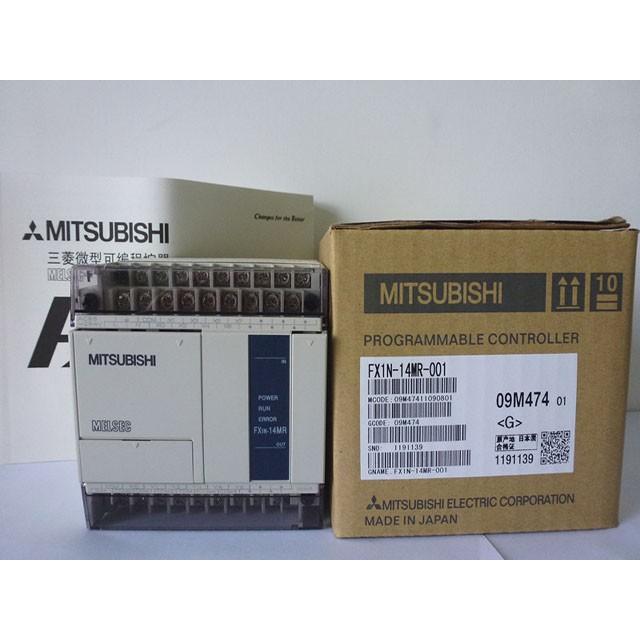 国产三菱PLC-FX1N-14MR-001