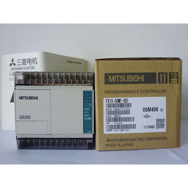国产三菱PLC-FX1S-30MT-001