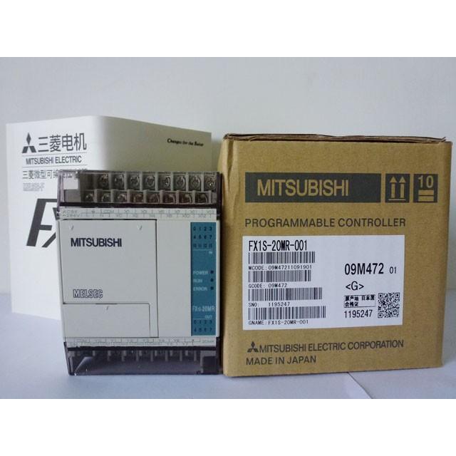 国产三菱PLC-FX1S-20MR-001