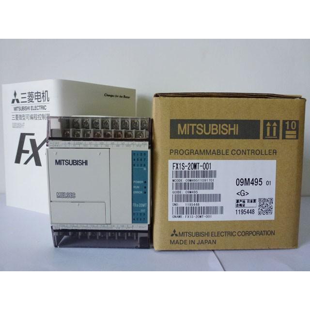 国产三菱PLC-FX1S-20MT-001