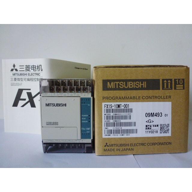 国产三菱PLC-FX1S-10MT-001