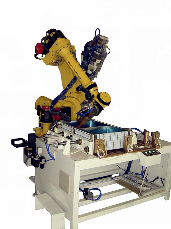 FANUC焊接机器人