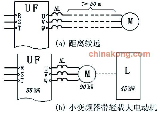 输出电抗器的主要作用是降低谐波电流的不良影响