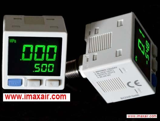 MPX数字压力开关高压用标准型