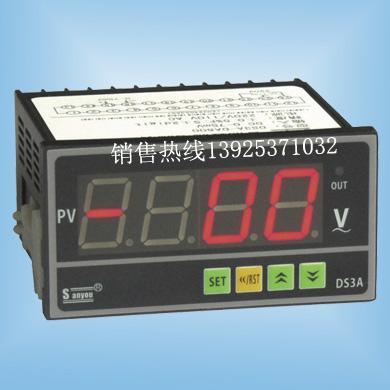 智能电压控制表