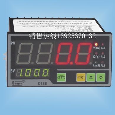 智能传感器显示控制表