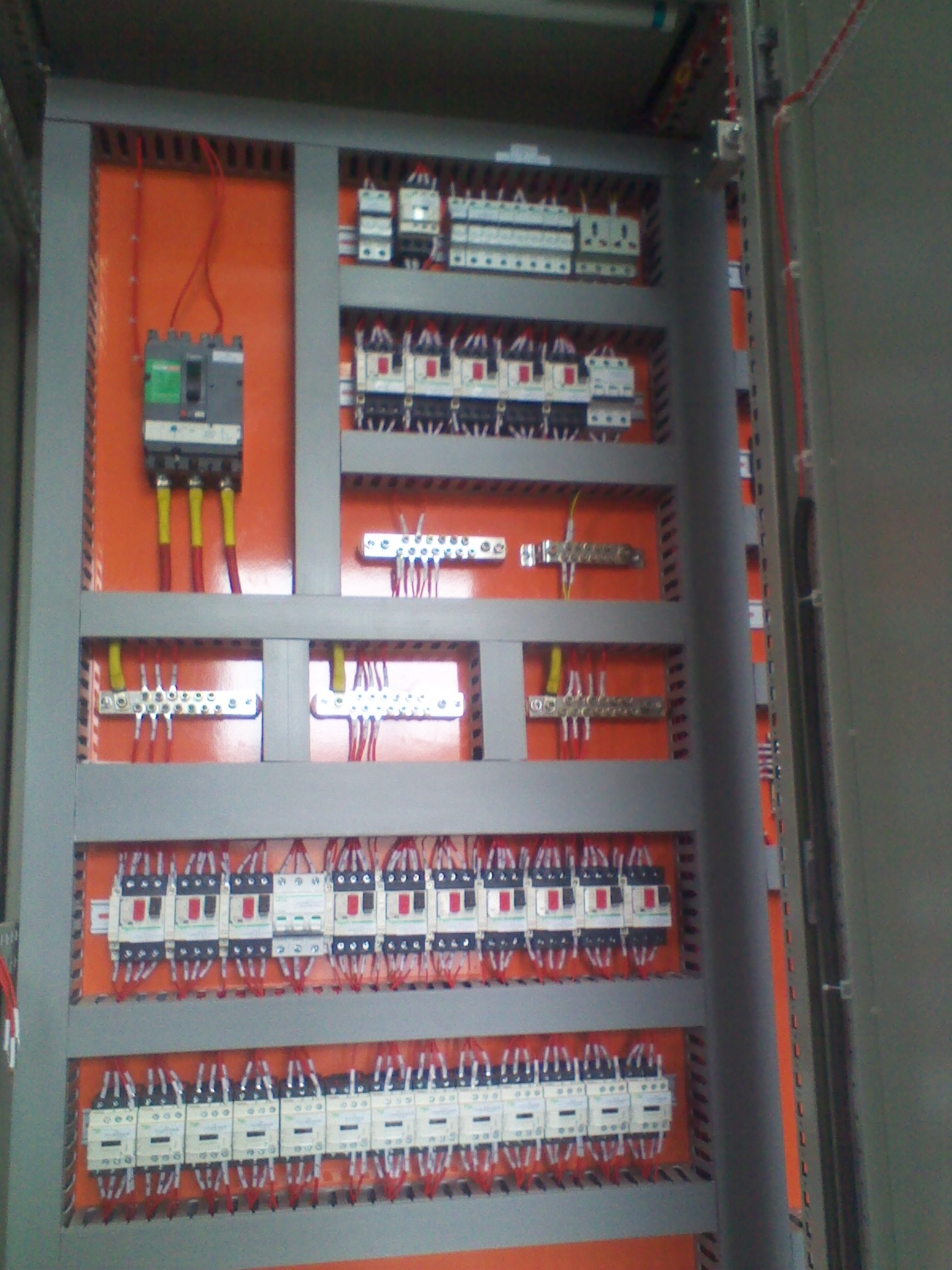 自动电镀生产线控制柜-工控博客