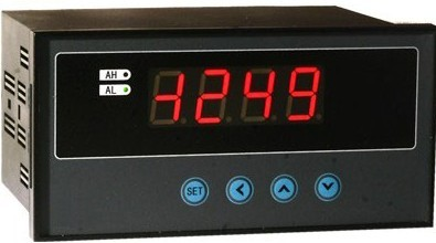 绝对值总线RS485通信数显仪表