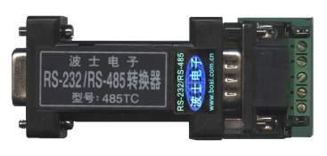 485TC 波仕卡无源光隔转换器 全双工转换