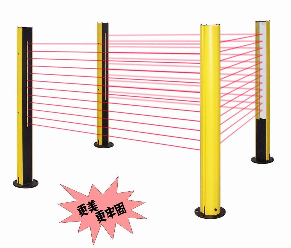SQL区域安全光栅,区域防护,红外线光电保护装置