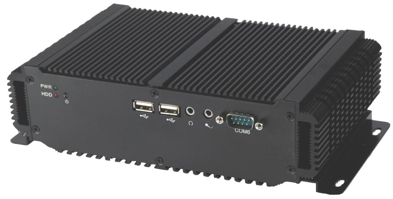 双核工控机,双网口6串口工控机,WIFI工控机