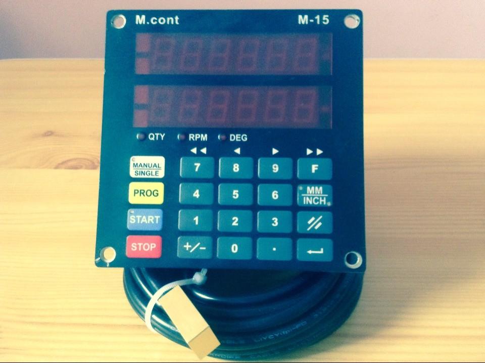 M-15磁栅控制器