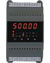 虹润推出NHR-D13系列单相LED显示智能电量变送器