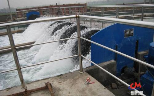 水处理行业减速电机-工控博客
