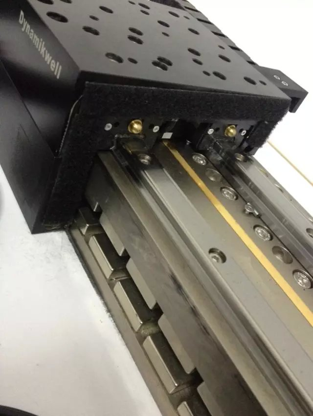 线性电机 直线马达 推杆马达 伺服直驱电机 单轴直驱运动模组