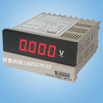 DP3数字电压电流表