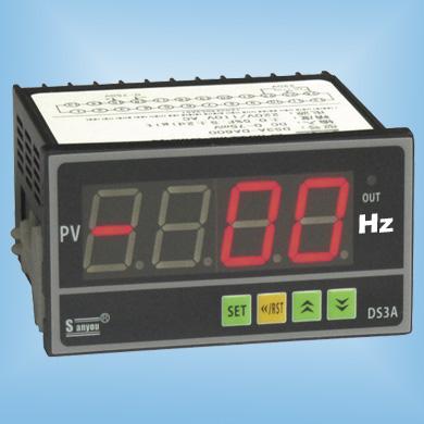 0-10V/4-20输入 变频器数显专用表