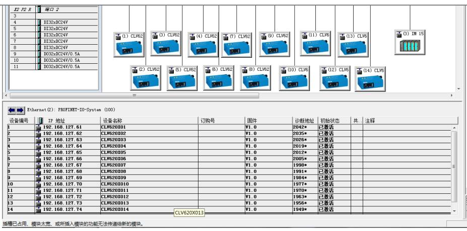 CLV620 组态-工控博客