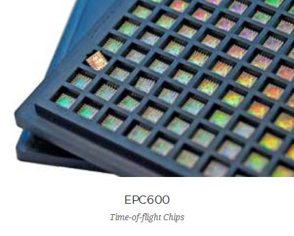 epc600 ToF 单点测距芯片